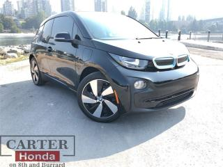 Used 2016 BMW i3 w/ Range Extender for sale in Vancouver, BC