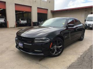 Used 2017 Dodge Charger R/T**5.7L**V8**Hemi**Sunroof**NAV** for sale in Mississauga, ON