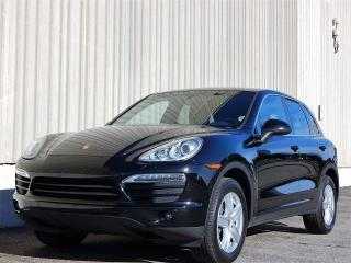 Used 2014 Porsche Cayenne - for sale in Etobicoke, ON