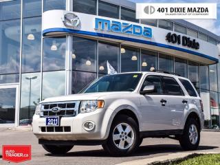 Used 2011 Ford Escape XLT Automatic 2.5L, NO ACCIDENTS, BLUETOOTH for sale in Mississauga, ON