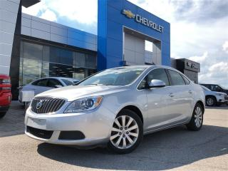 Used 2015 Buick Verano 4DR SDN for sale in Barrie, ON
