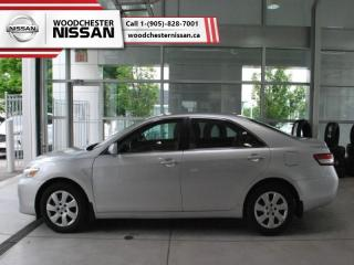 Used 2010 Toyota Camry LE  - $133.47 B/W for sale in Mississauga, ON