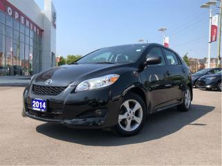 Used 2014 Toyota Matrix BASE for sale in Pickering, ON