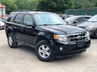 Used 2009 Ford Escape No Accidents 4WD V6 XLT Power Group Cruise for sale in Newmarket, ON