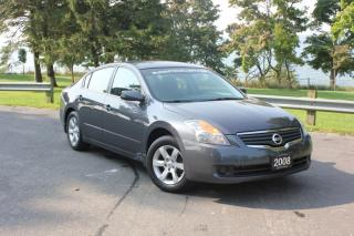 Used 2008 Nissan Altima 4dr Sdn I4 2.5 for sale in Oshawa, ON