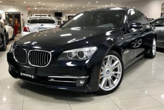 Used 2013 BMW 750Li xDrive INDIVIDUAL for sale in North York, ON