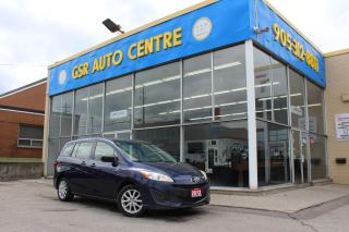 Used 2012 Mazda MAZDA5 TOURING | POWER WINDOWS | CLEAN CARPROOF | EVERYONE GETS FINANCED! for sale in Hamilton, ON