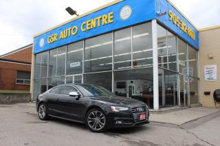 Used 2013 Audi S5 3.0T | COUPE | QUATTRO | TIPTRONIC | NAV | EVERYONE GETS FINANCED! for sale in Hamilton, ON