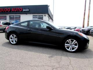 Used 2010 Hyundai Genesis Coupe 2.0T PREMIUM BLUETOOTH SUNROOF CERTIFIED 2YR WARRA for sale in Milton, ON