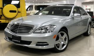 Used 2012 Mercedes-Benz S-Class S550 4MATIC for sale in North York, ON