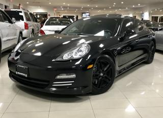Used 2012 Porsche Panamera 4 ALL BLACK for sale in North York, ON