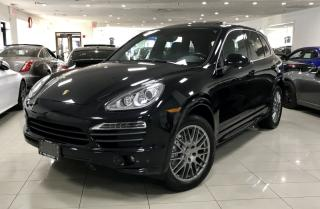 Used 2013 Porsche Cayenne S for sale in North York, ON