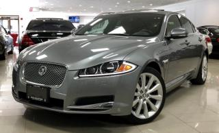 Used 2013 Jaguar XF SC|AWD for sale in North York, ON