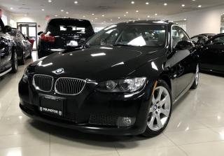 Used 2007 BMW 3 Series 335i MANUAL 6 SPD for sale in North York, ON