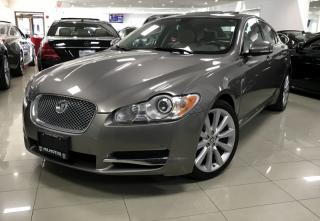 Used 2011 Jaguar XF Premium Luxury for sale in North York, ON