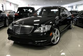 Used 2012 Mercedes-Benz S-Class S550 AMG LWB for sale in North York, ON