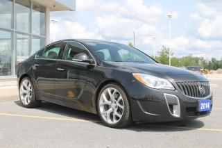 Used 2014 Buick Regal GS for sale in Carleton Place, ON