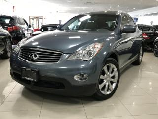 Used 2008 Infiniti EX35 AWD|TECH for sale in North York, ON