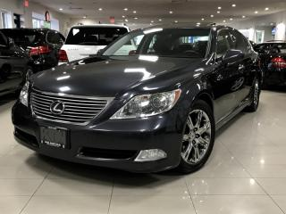 Used 2007 Lexus LS 460 Ultra Premium for sale in North York, ON