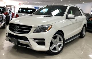 Used 2013 Mercedes-Benz ML-Class 350 BlueTEC|FULLY LOADED for sale in North York, ON