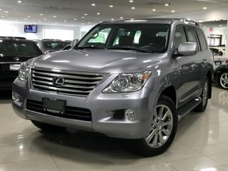 Used 2008 Lexus LX 570 4WD|ULTRA PREMIUM for sale in North York, ON