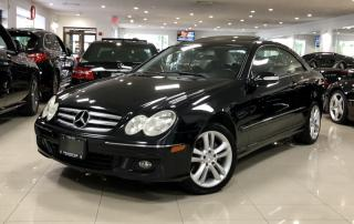 Used 2006 Mercedes-Benz CLK350 for sale in North York, ON