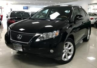 Used 2010 Lexus RX 350 Tech for sale in North York, ON