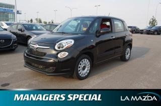 Used 2014 Fiat 500 L 500 L - Edmonton for sale in Leduc, AB