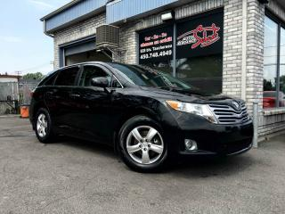 Used 2011 Toyota Venza Familiale V6  traction intégrale Cuir To for sale in Longueuil, QC
