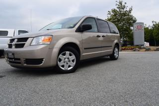 Used 2009 Dodge Grand Caravan SE PL/PW/AC/CRUISE/KEYLESS for sale in Coquitlam, BC