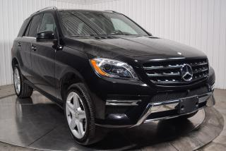 Used 2015 Mercedes-Benz ML-Class Ml350 Amg Pack for sale in St-Constant, QC