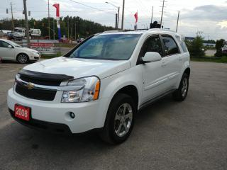 Used 2008 Chevrolet Equinox LT for sale in Barrie, ON