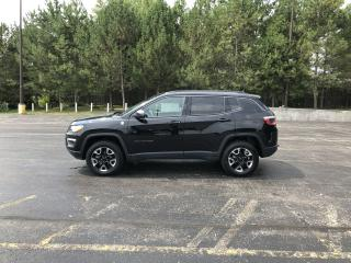 Used 2017 Jeep COMPASS TRAILHAWK 4X4 for sale in Cayuga, ON