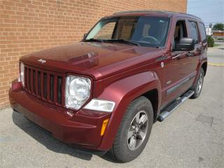 Used 2008 Jeep Liberty Sport for sale in Oakville, ON