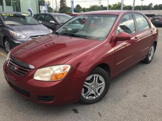Used 2007 Kia Spectra LX, A/C, CRUISE for sale in Blainville, QC