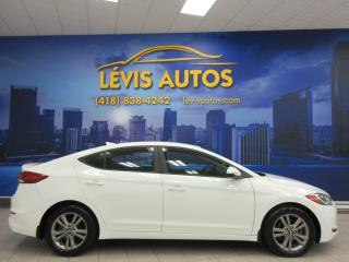 Used 2017 Hyundai Elantra GL for sale in Levis, QC