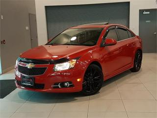 Used 2012 Chevrolet Cruze LT Turbo+ w/1SB for sale in York, ON