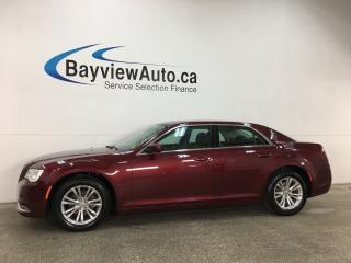 Used 2017 Chrysler 300 Touring - PUSH START! PANOROOF! HTD LTHR! NAV! U-CONNECT! for sale in Belleville, ON