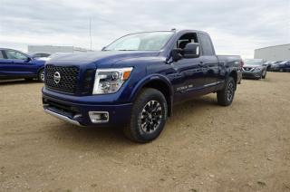 New 2018 Nissan Titan 4X4 PRO-4X KING CAB   - Edmonton Dealer for sale in Leduc, AB