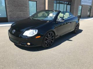 Used 2008 Volkswagen Eos 3.2 for sale in St-Eustache, QC
