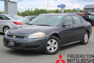 Used 2010 Chevrolet Impala LT AUTO | AIR | ALLOYS | BLUETOOTH for sale in Fredericton, NB