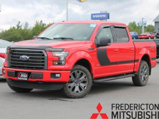 Used 2016 Ford F-150 XLT SPORT | CREW | 4X4 | ECOBOOST | HEATED SEATS for sale in Fredericton, NB