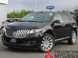 Used 2013 Lincoln MKX AWD | HEATED/COOLED LEATHER | NAV | BACK UP CAM for sale in Fredericton, NB