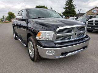 Used 2012 RAM 1500 SLT BIG HORN for sale in Kemptville, ON