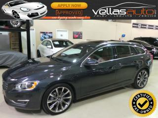 Used 2015 Volvo V60 T5| AWD| PREMIER PLUS| NAVIGATION for sale in Vaughan, ON