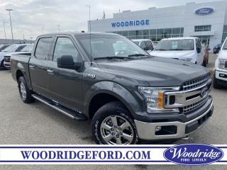 Used 2018 Ford F-150 XLT 2.7L, CLOTH SEATS, XTR PKG, BACK UP CAMERA, NO ACCIDENTS for sale in Calgary, AB
