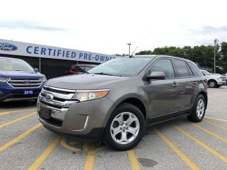 Used 2014 Ford Edge SEL |Bluetooth|Heated Seats|Reverse Camera|A\C| for sale in Barrie, ON