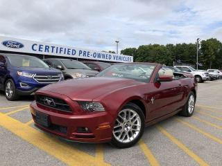 Used 2014 Ford Mustang V6 Premium for sale in Barrie, ON