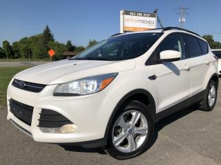 Used 2013 Ford Escape SE 4WD Ecoboost with Heated Seats, Bluetooth, Alloys and Fog Lights! for sale in Kemptville, ON