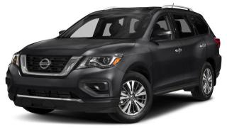 New 2018 Nissan Pathfinder S V6 4x2 at for sale in Whitby, ON